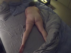 Horny Milf Masturbation And Orgasm