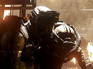 Call of Duty - Infinite Warfare Reveal Trailer (Deep Throat Blowjob)