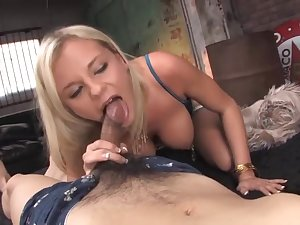 BREE OLSON IN BLUE - MY FAVORITE ACTOR [HD]