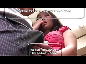 Big boobs japanese Yumi fuck outside door - HDSEXVID.COM