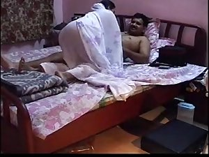 Desi Indian Married Couple HoneyMoon - Blowed and Anal Fucked Full..
