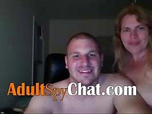 sonandstepmom show - see me live at AdultSpyChat.com/sonandstepmom
