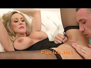 &quot_Brandi Love&quot_ Busty Milf Fucks Sons Friend Hard &amp_..