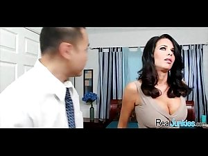 Mom makes son watch her get fucked by big black cock 269