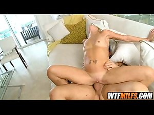 Cougar MILF on the hunt for young cock 5