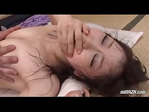 Milf Getting Her Hairy Pussy Fucked Hard Cum To Mouth While Her Son..
