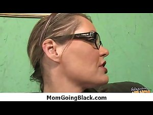 Busty White Mom Fucks Her Sons Black Friend 2
