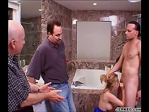 Kitty Johnson - Wife Cheating In Front Of Husband